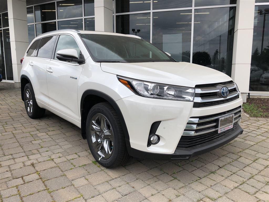 2018 Toyota Highlander Hybrid Limited in Bolton, Ontario - 3 - w1024h768px