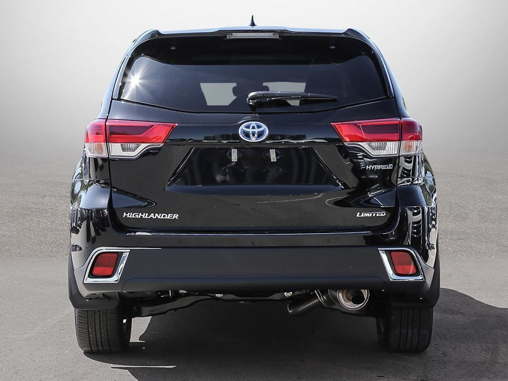 Toyota Highlander hybrid Limited CVT 2019 à Verdun, Québec - 5 - w1024h768px