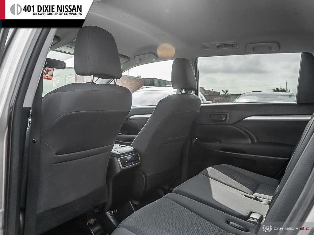 2014 Toyota Highlander LE AWD in Mississauga, Ontario - 22 - w1024h768px