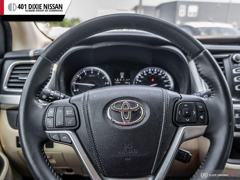 2014 Toyota Highlander XLE AWD in Mississauga, Ontario - 13 - w1024h768px