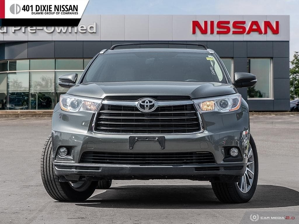 2014 Toyota Highlander XLE AWD in Mississauga, Ontario - 2 - w1024h768px