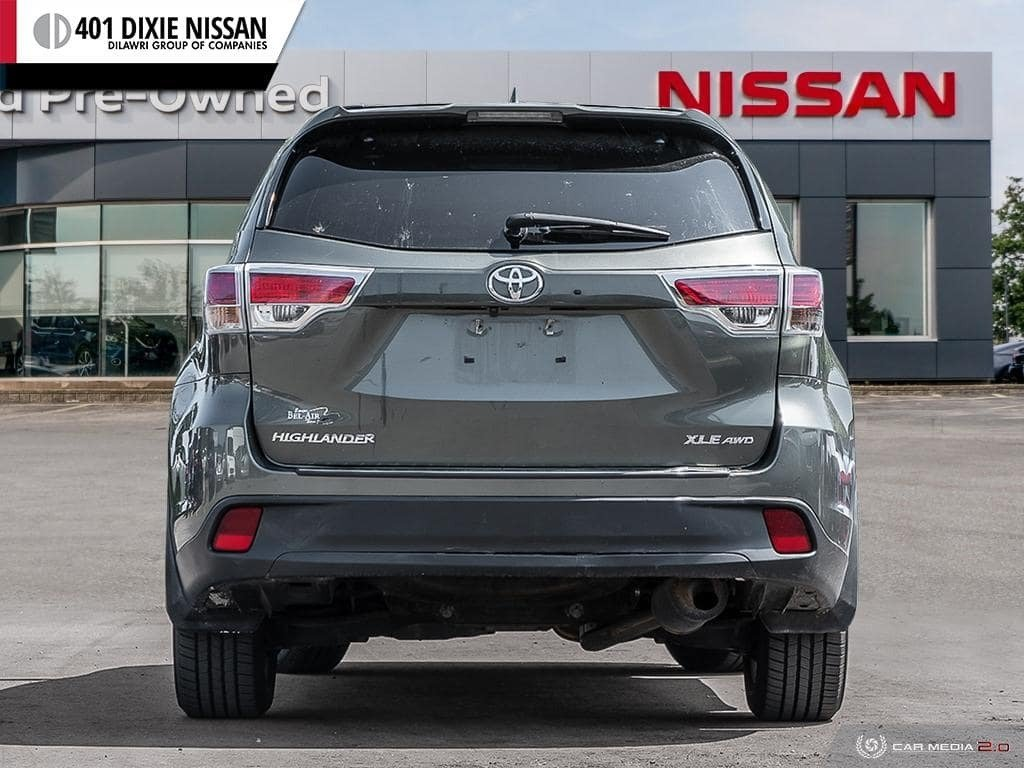 2014 Toyota Highlander XLE AWD in Mississauga, Ontario - 5 - w1024h768px
