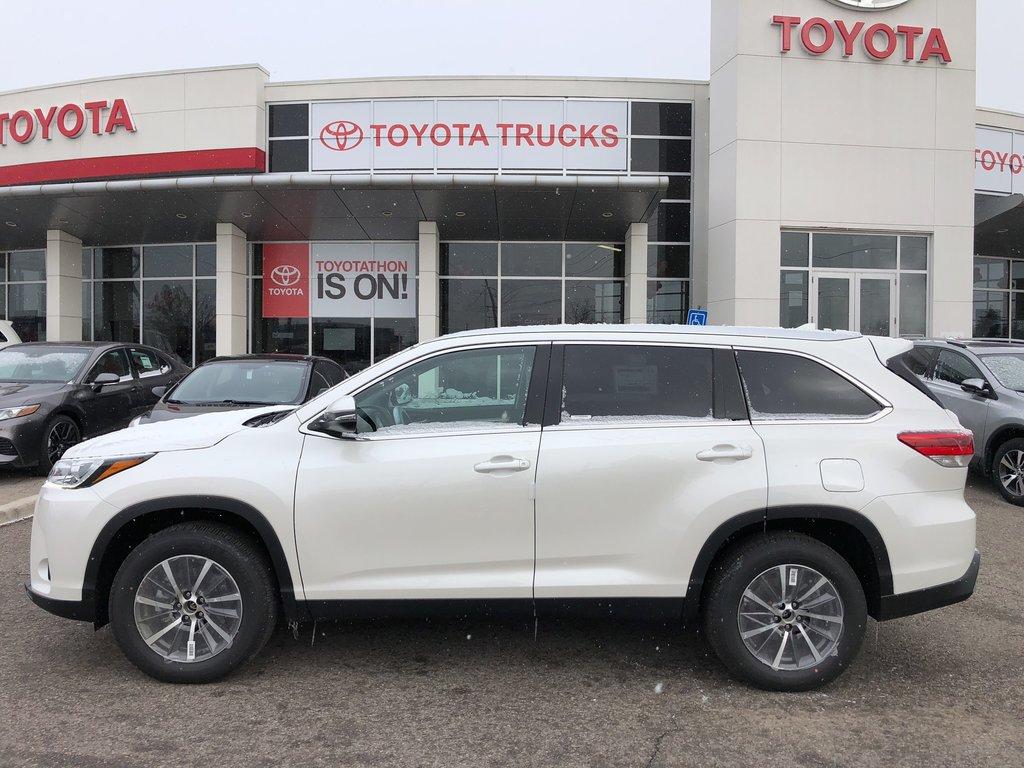 2019 Toyota Highlander XLE in Bolton, Ontario - 8 - w1024h768px