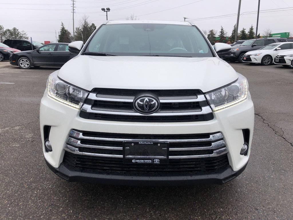 2019 Toyota Highlander XLE in Bolton, Ontario - 3 - w1024h768px