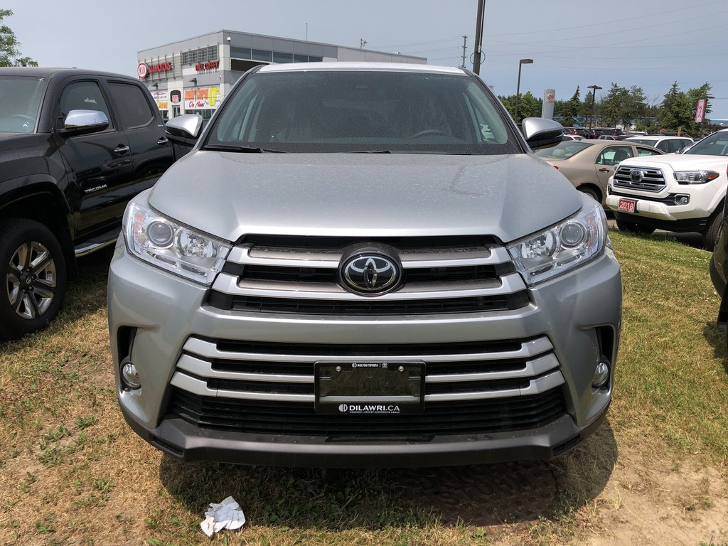 2019 Toyota Highlander LE in Bolton, Ontario - 2 - w1024h768px