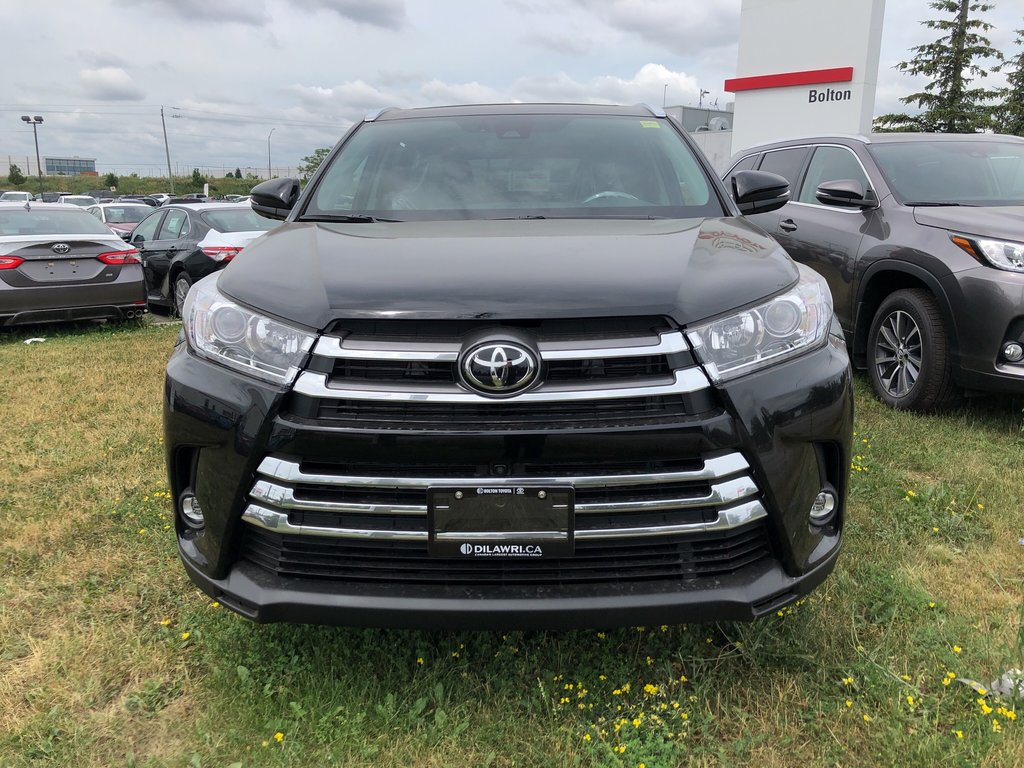 2019 Toyota Highlander Limited in Bolton, Ontario - 2 - w1024h768px