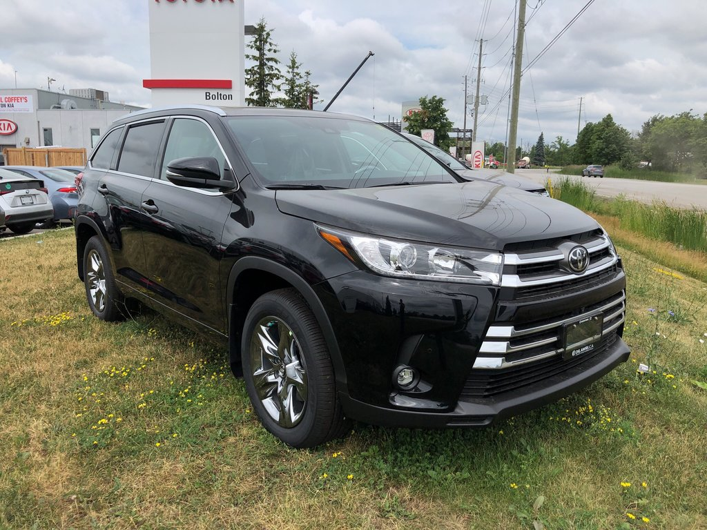 2019 Toyota Highlander Limited in Bolton, Ontario - 3 - w1024h768px