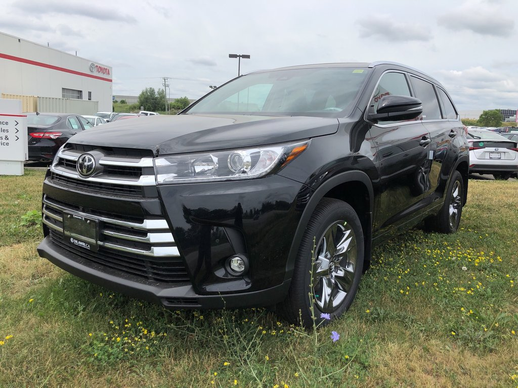 2019 Toyota Highlander Limited in Bolton, Ontario - 1 - w1024h768px