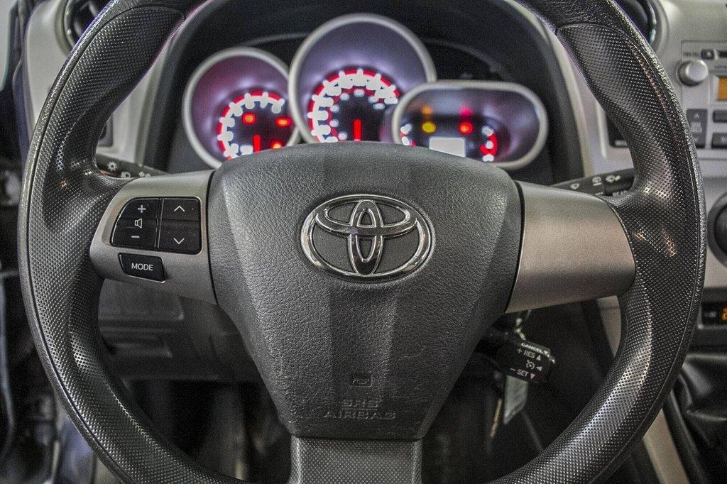 Toyota Matrix A/C / Groupe Électrique / Spacieux / Fiable 2012 à Verdun, Québec - 19 - w1024h768px