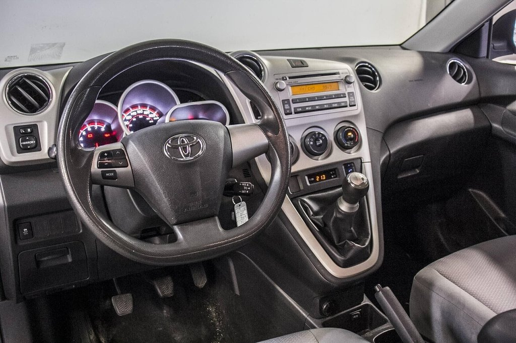 Toyota Matrix A/C / Groupe Électrique / Spacieux / Fiable 2012 à Verdun, Québec - 15 - w1024h768px