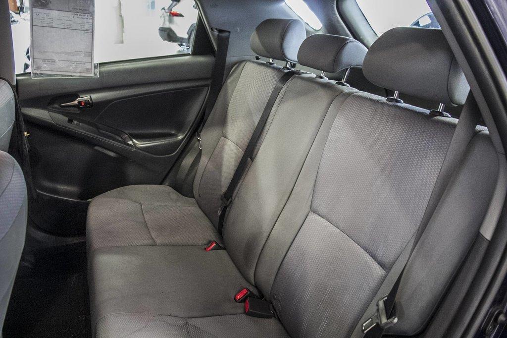 Toyota Matrix A/C / Groupe Électrique / Spacieux / Fiable 2012 à Verdun, Québec - 34 - w1024h768px