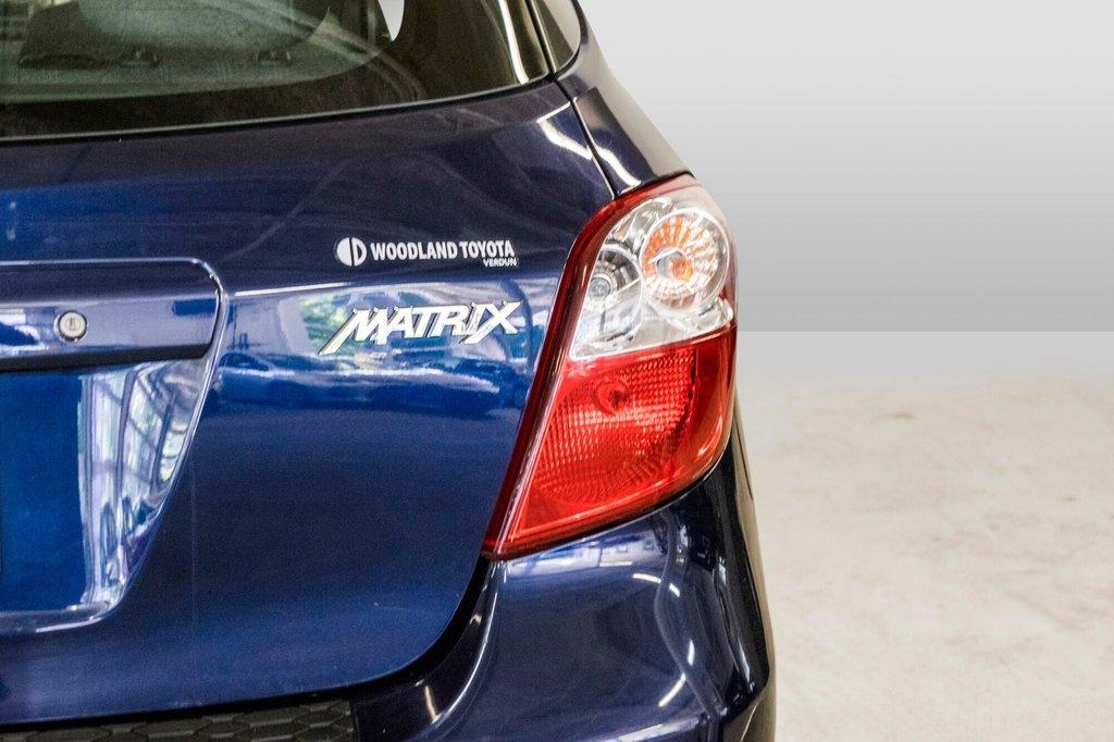 Toyota Matrix A/C / Groupe Électrique / Spacieux / Fiable 2012 à Verdun, Québec - 37 - w1024h768px