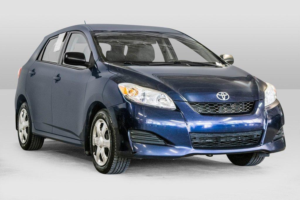Toyota Matrix A/C / Groupe Électrique / Spacieux / Fiable 2012 à Verdun, Québec - 5 - w1024h768px