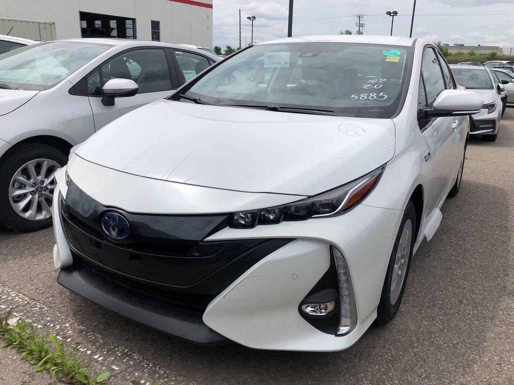 2020 Toyota PRIUS PRIME Upgrade in Bolton, Ontario - 1 - w1024h768px