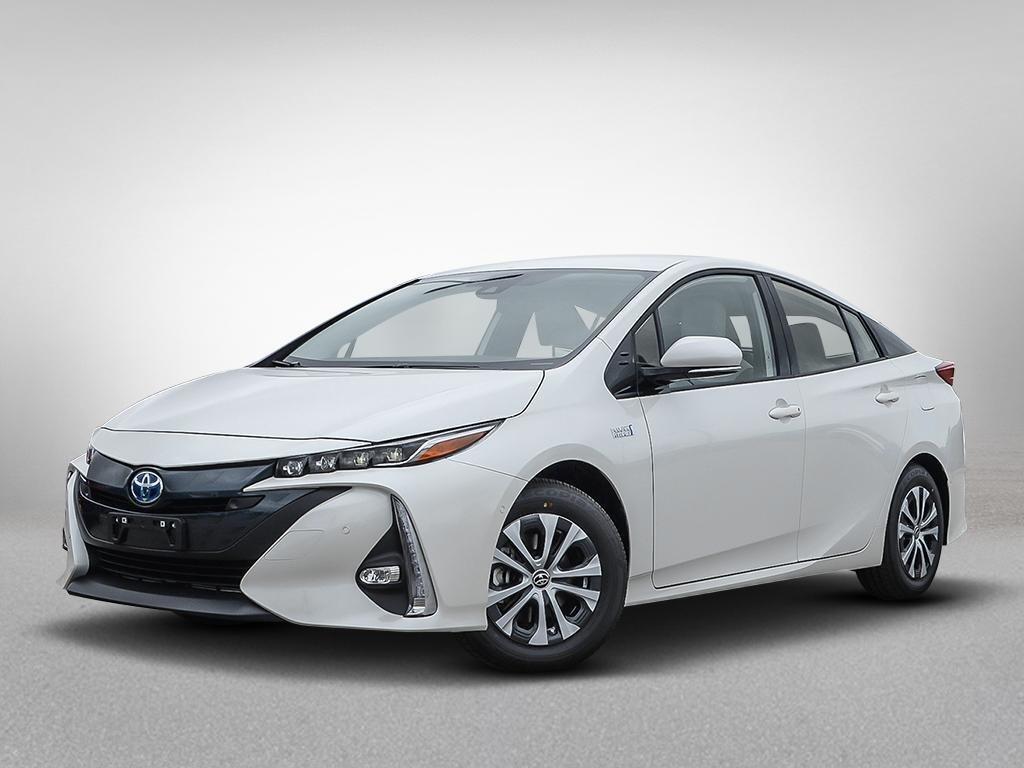 Toyota PRIUS PRIME Upgrade 2020 à Verdun, Québec - 1 - w1024h768px