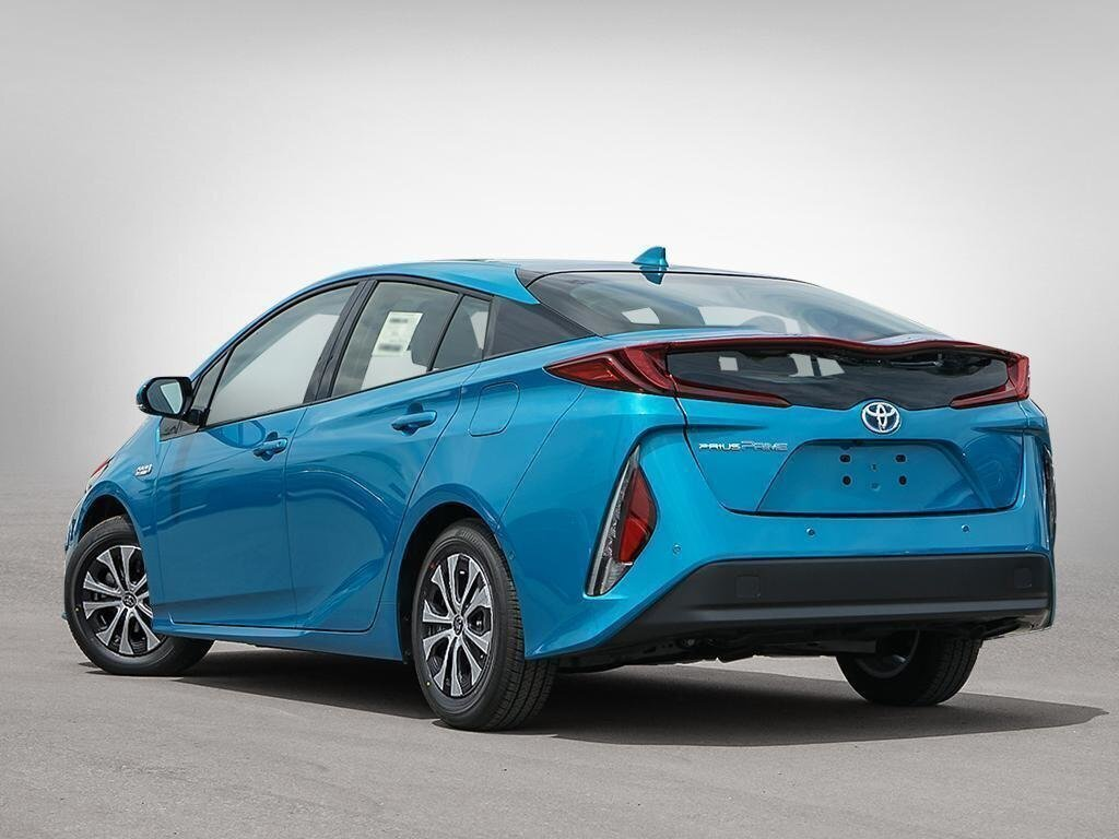 Woodland Toyota | 2020 Toyota PRIUS PRIME ECVT | #200324