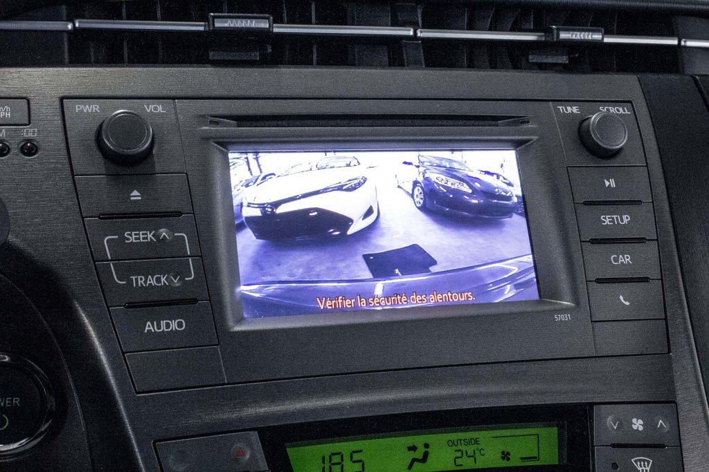 2014 Toyota Prius Hybride  Caméra Recul / Bluetooth / A/C in Verdun, Quebec - 20 - w1024h768px