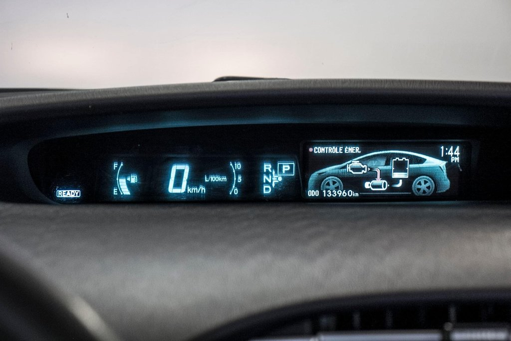 2014 Toyota Prius Hybride  Caméra Recul / Bluetooth / A/C in Verdun, Quebec - 23 - w1024h768px