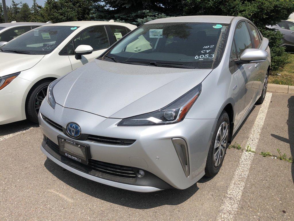 2019 Toyota Prius Technology in Bolton, Ontario - 1 - w1024h768px