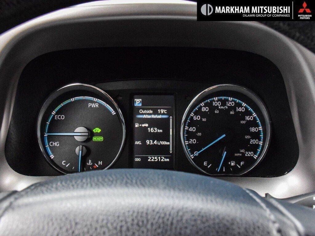 2018 Toyota RAV4 Hybrid LE+ in Markham, Ontario - 13 - w1024h768px