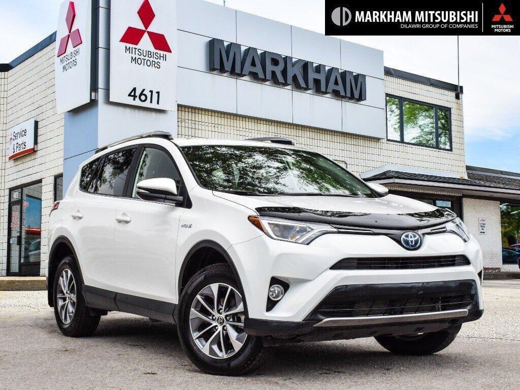 2018 Toyota RAV4 Hybrid LE+ in Markham, Ontario - 1 - w1024h768px