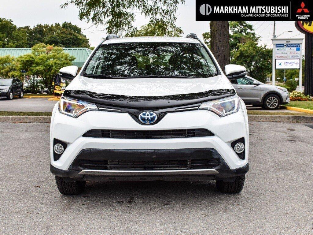 2018 Toyota RAV4 Hybrid LE+ in Markham, Ontario - 2 - w1024h768px
