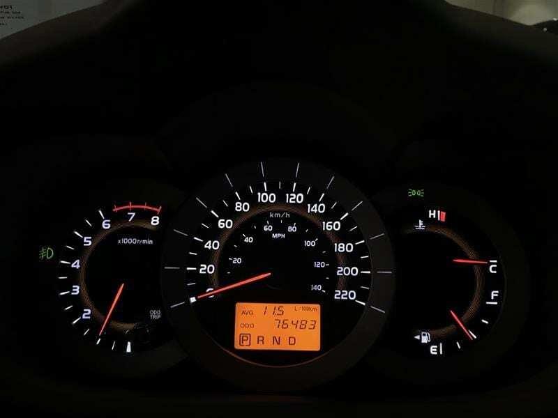 2011 Toyota RAV4 4WD Sport 4A in Markham, Ontario - 14 - w1024h768px