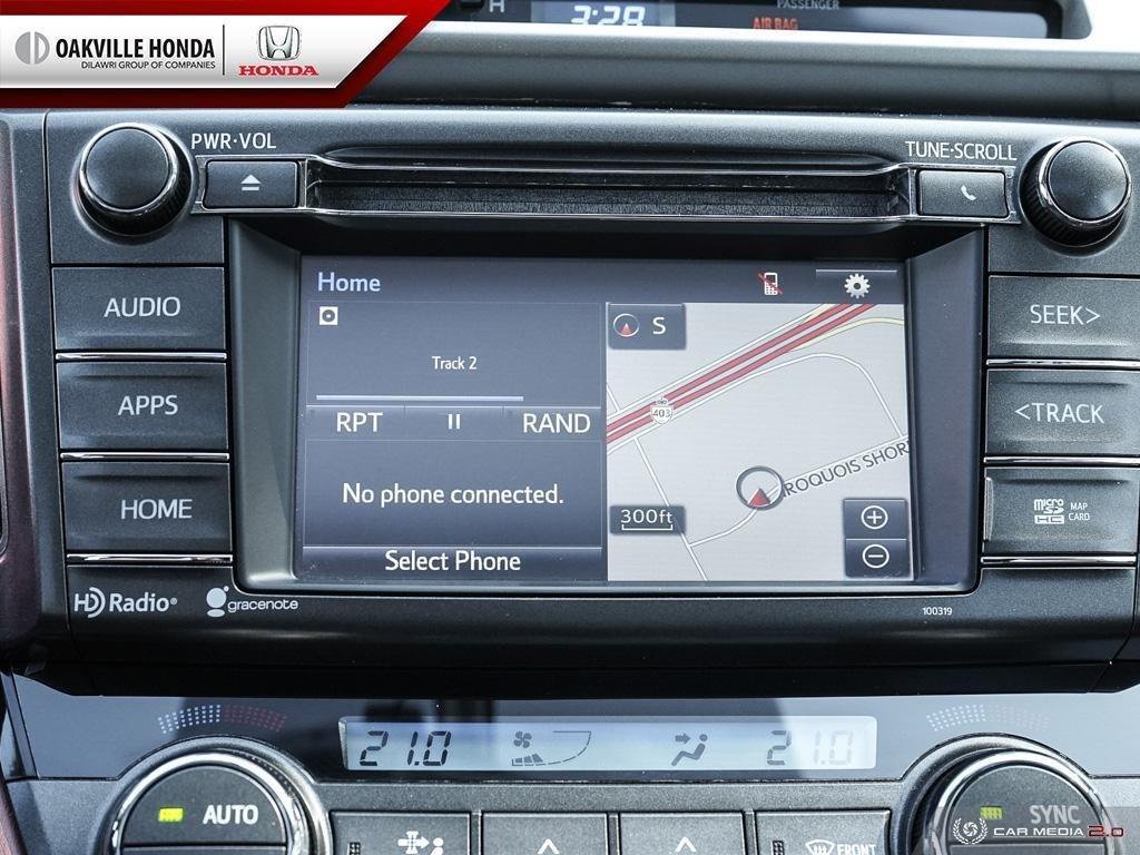 2014 Toyota RAV4 AWD Limited in Oakville, Ontario - 21 - w1024h768px