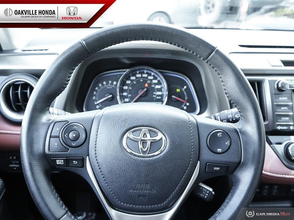 2014 Toyota RAV4 AWD Limited in Oakville, Ontario - 14 - w1024h768px