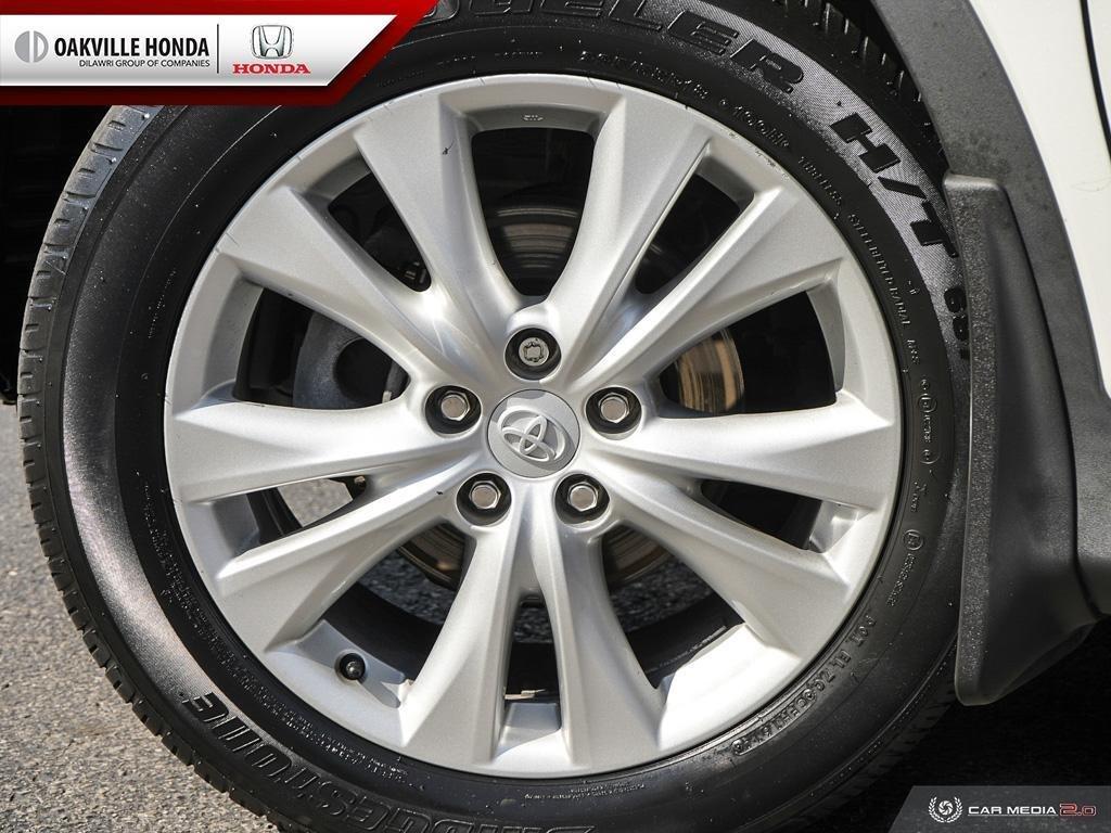 2014 Toyota RAV4 AWD Limited in Oakville, Ontario - 6 - w1024h768px