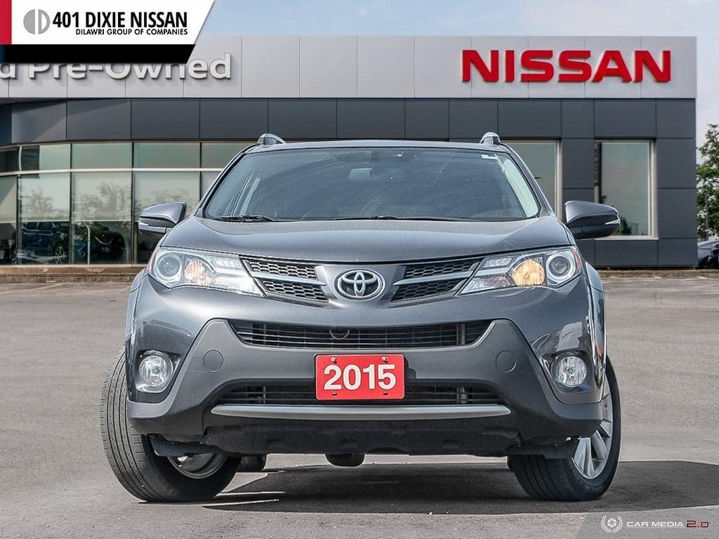 2015 Toyota RAV4 AWD Limited in Mississauga, Ontario - 2 - w1024h768px