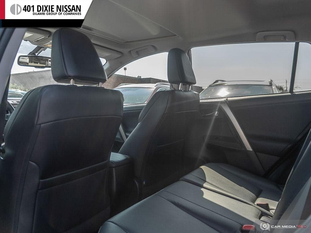 2015 Toyota RAV4 AWD Limited in Mississauga, Ontario - 24 - w1024h768px