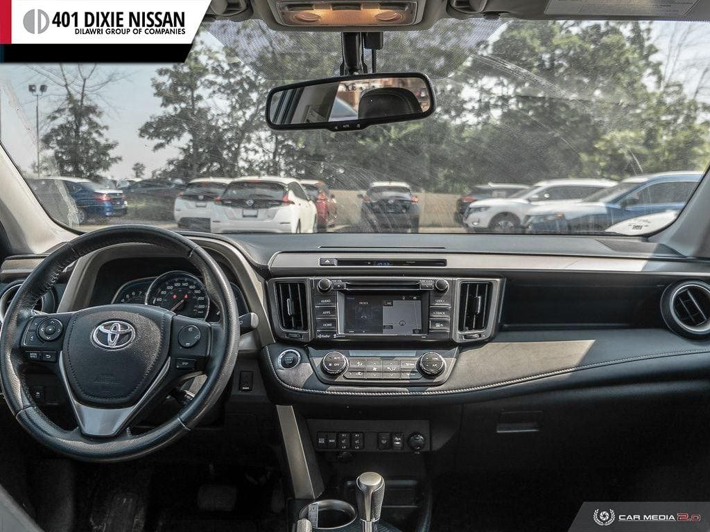 2015 Toyota RAV4 AWD Limited in Mississauga, Ontario - 25 - w1024h768px