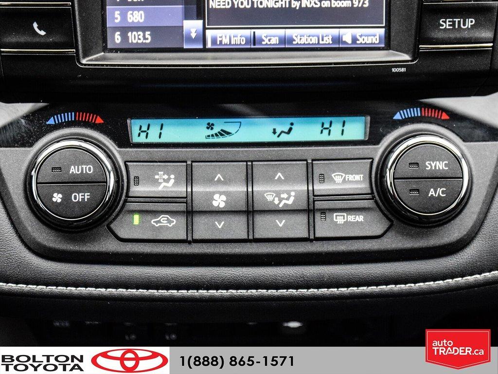 2016 Toyota RAV4 AWD XLE in Bolton, Ontario - 19 - w1024h768px