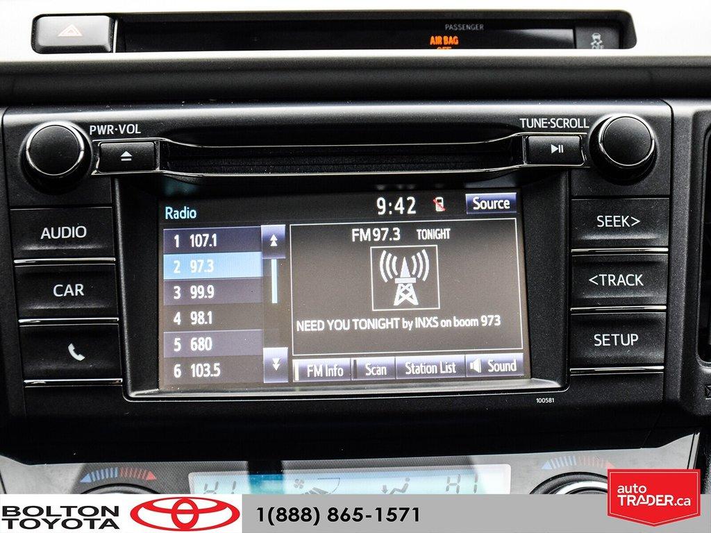 2016 Toyota RAV4 AWD XLE in Bolton, Ontario - 26 - w1024h768px