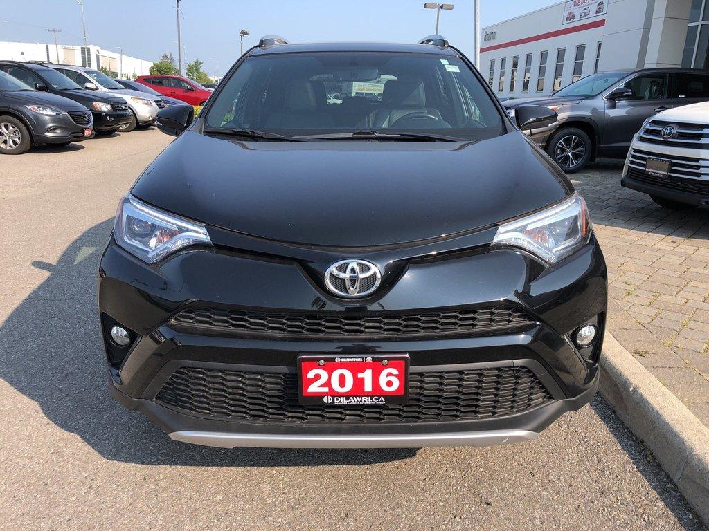 2016 Toyota RAV4 AWD SE in Bolton, Ontario - 3 - w1024h768px