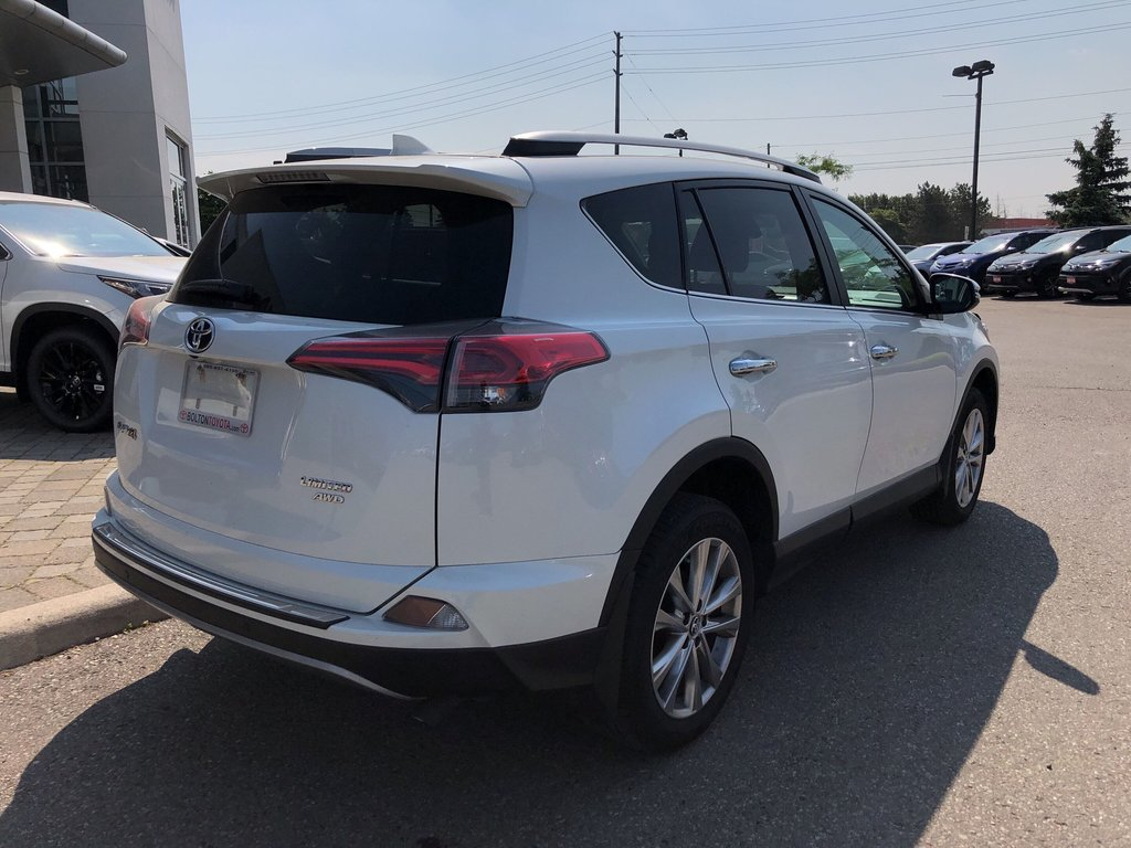 2018 Toyota RAV4 AWD Limited in Bolton, Ontario - 6 - w1024h768px