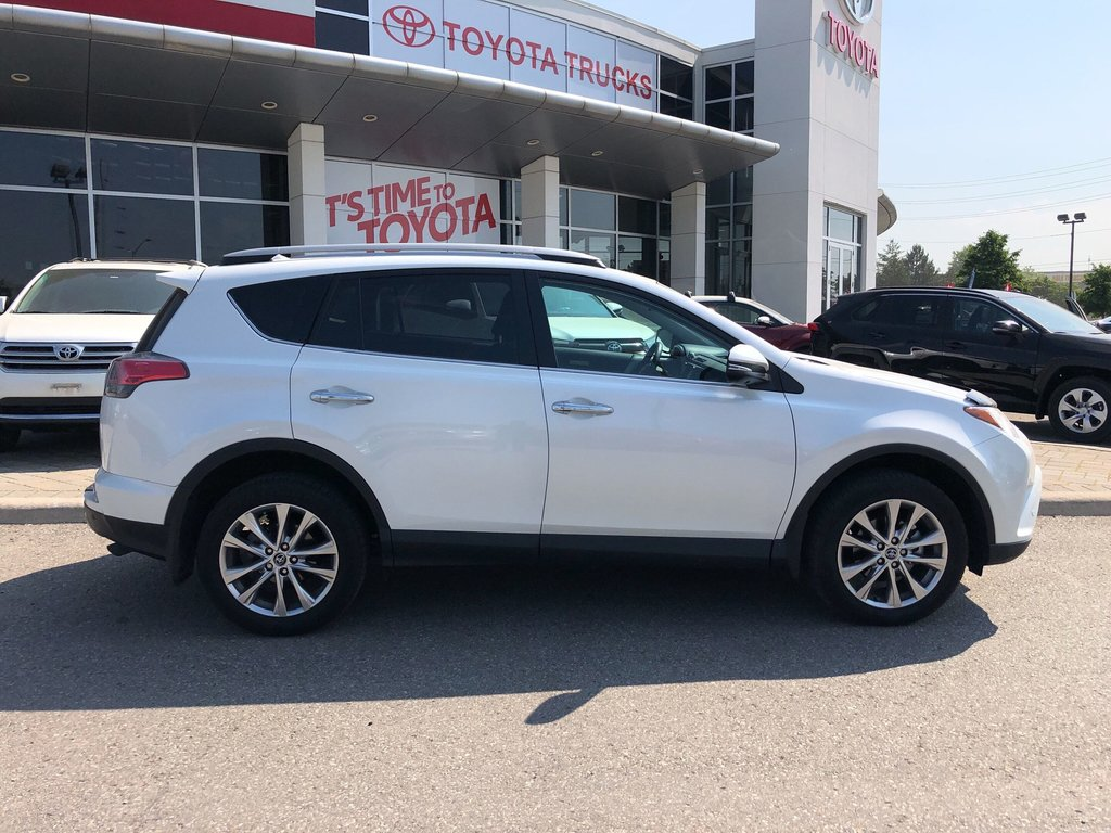 2018 Toyota RAV4 AWD Limited in Bolton, Ontario - 5 - w1024h768px