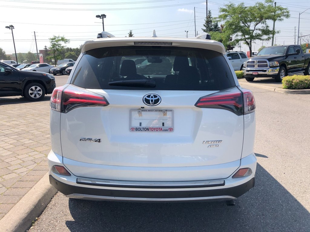 2018 Toyota RAV4 AWD Limited in Bolton, Ontario - 7 - w1024h768px