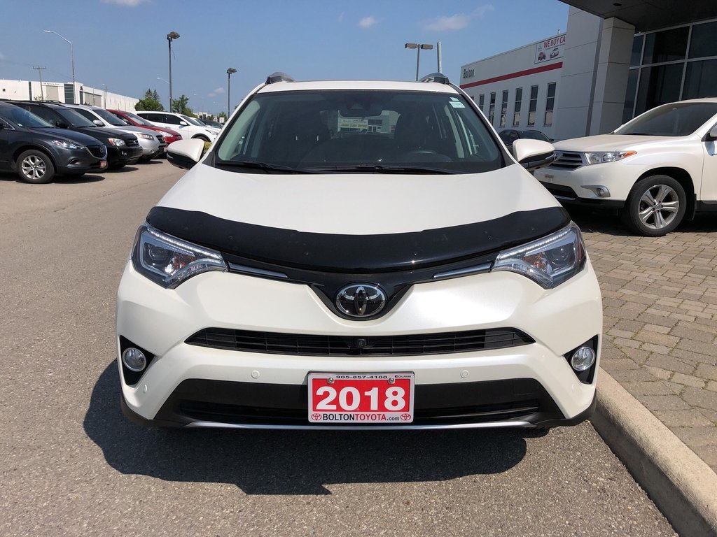 2018 Toyota RAV4 AWD Limited in Bolton, Ontario - 3 - w1024h768px