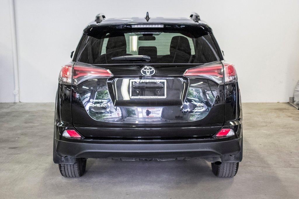 Toyota RAV4 LE/ AWD /Bluetooth / Caméra / Sièges Chauffants 2018 à Verdun, Québec - 11 - w1024h768px