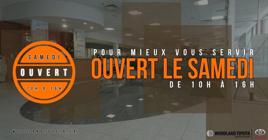 Toyota RAV4 LE/ AWD /Bluetooth / Caméra / Sièges Chauffants 2018 à Verdun, Québec - 4 - w1024h768px