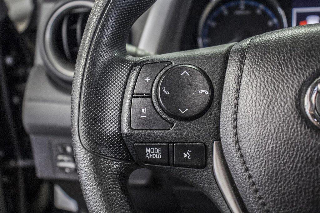 Toyota RAV4 LE/ AWD /Bluetooth / Caméra / Sièges Chauffants 2018 à Verdun, Québec - 20 - w1024h768px