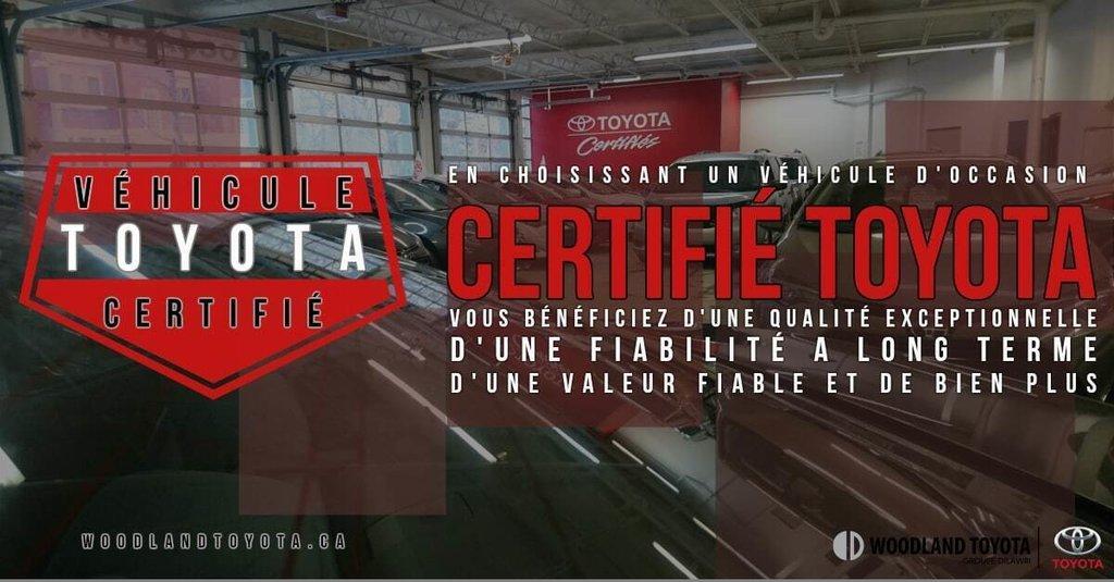 Toyota RAV4 XLE/AWD/Toit ouvrant / Caméra / Bluetooth/ 2018 à Verdun, Québec - 8 - w1024h768px