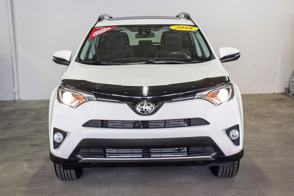 2018 Toyota RAV4 XLE/AWD/Toit ouvrant / Caméra / Bluetooth/ in Verdun, Quebec - 3 - w1024h768px