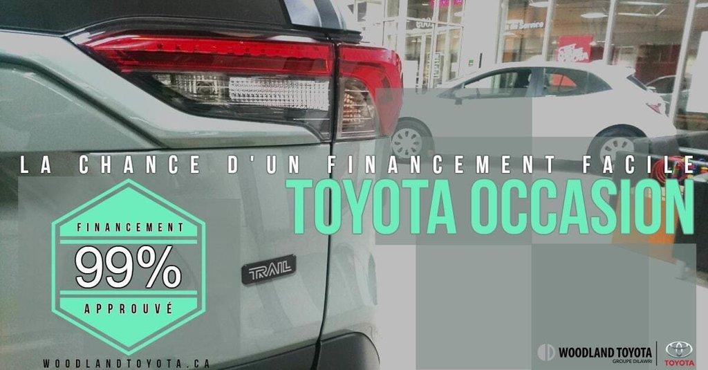Toyota RAV4 XLE/AWD/Toit ouvrant / Caméra / Bluetooth/ 2018 à Verdun, Québec - 2 - w1024h768px