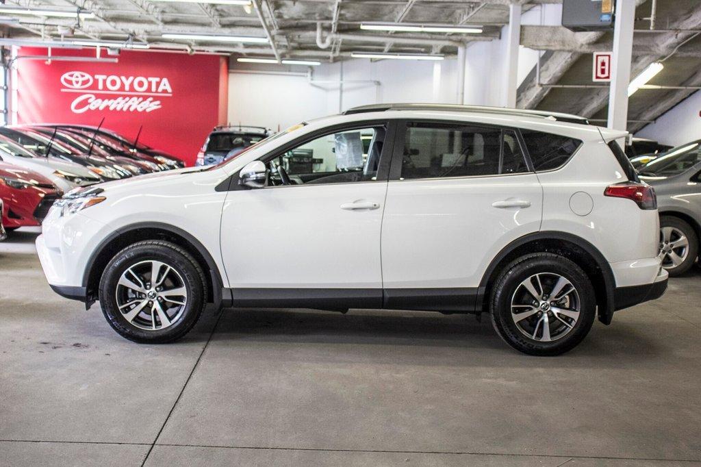 2018 Toyota RAV4 XLE/AWD/Toit ouvrant / Caméra / Bluetooth/ in Verdun, Quebec - 7 - w1024h768px