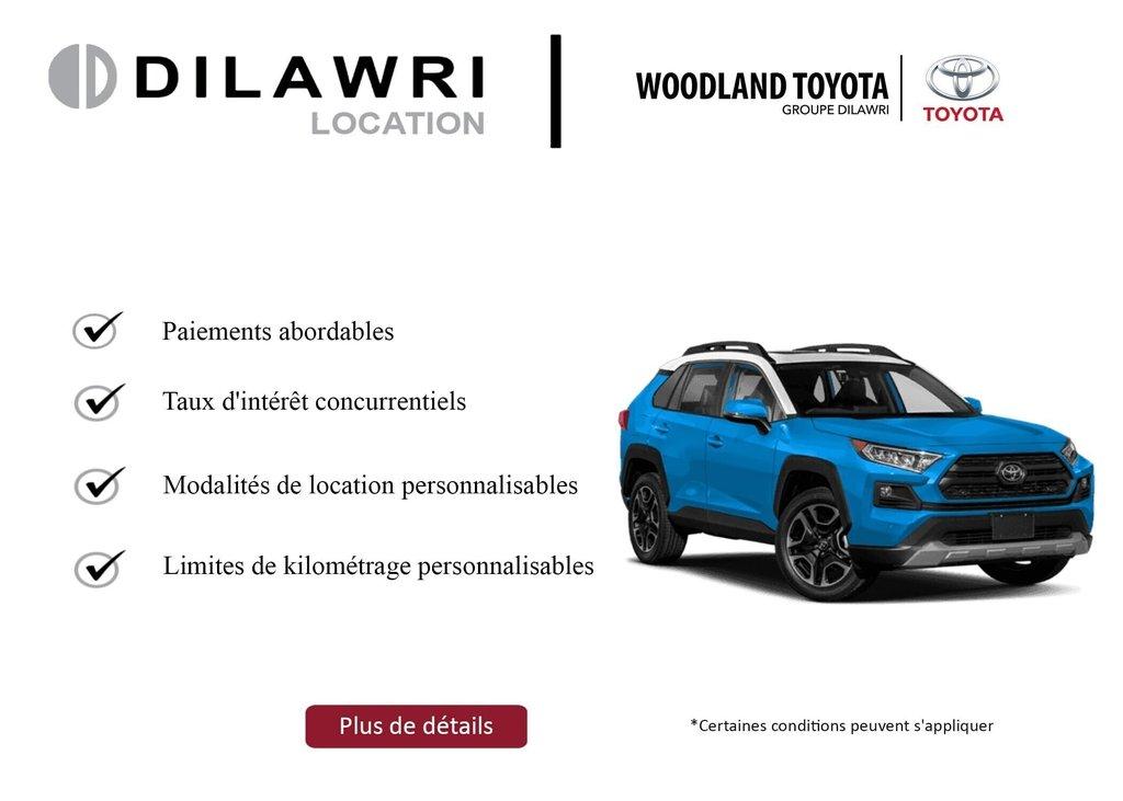 Toyota RAV4 XLE/AWD/Toit ouvrant / Caméra / Bluetooth/ 2018 à Verdun, Québec - 12 - w1024h768px