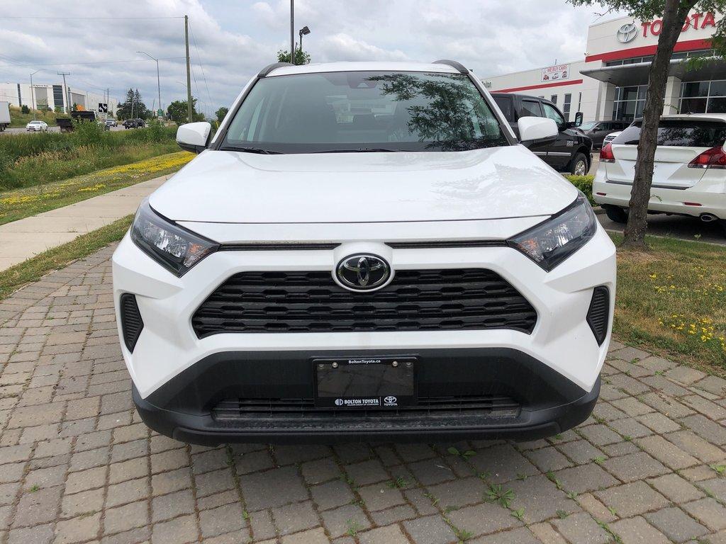 2019 Toyota RAV4 LE in Bolton, Ontario - 2 - w1024h768px