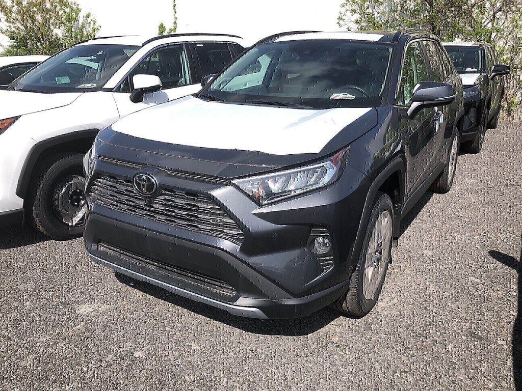 Toyota RAV4 LIMITED 2019 à Verdun, Québec - 1 - w1024h768px
